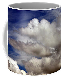 Winter Snow Clouds Coffee Mug