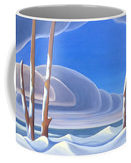 Winter Solace Coffee Mug