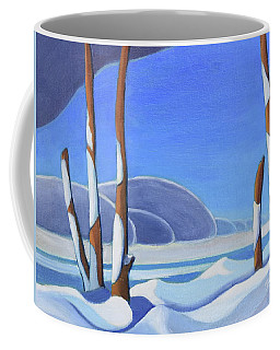 Winter Solace II Coffee Mug