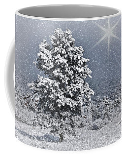 Coffee Mug featuring the photograph Winter Solitude 2 by Diane Alexander