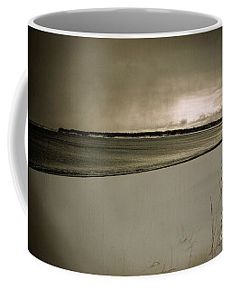 Coffee Mug featuring the photograph Winter Solitude by Alana Ranney