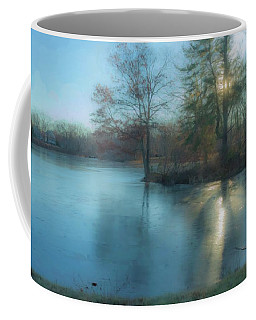 Winter Solstice 2017 North Easton Ma Coffee Mug