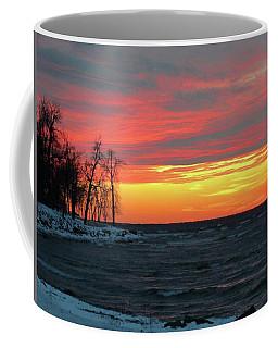 Winter Solstice Eve Coffee Mug