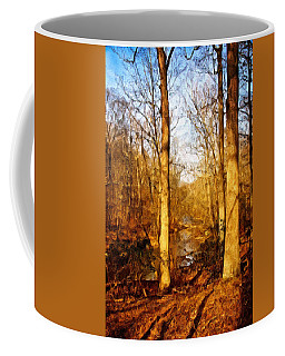 Winter Solstice II Coffee Mug