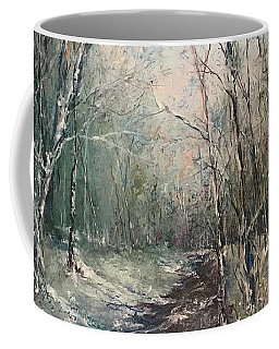 Winter Sojourn Coffee Mug