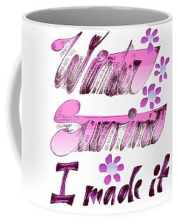 Winter Survivor Coffee Mug