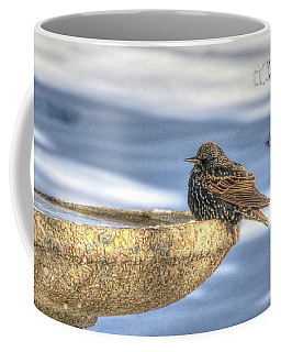 Winter Survivor Coffee Mug