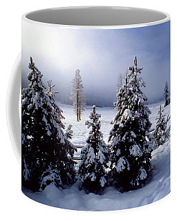 Winter Takes All Coffee Mug