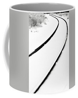 Winter Tracks Coffee Mug