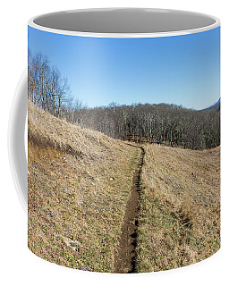 Winter Trail - December 7, 2016 Coffee Mug