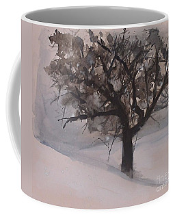 Winter Tree Coffee Mug by Laurie Rohner