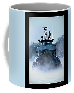 Winter Tug Coffee Mug