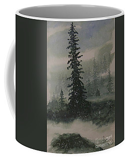 Winter Up North Coffee Mug