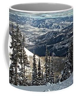 Winter Views At Brighton Coffee Mug