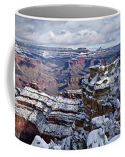 Winter Vista - Grand Canyon Coffee Mug