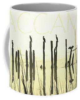 Winter Waccamaw Mist Coffee Mug by Deborah Smith