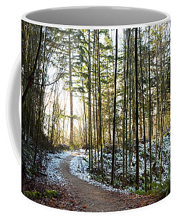 Winter Walk Coffee Mug