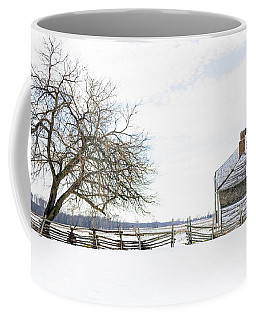 Winter White Out Coffee Mug