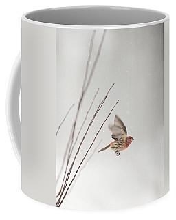 Winter Wind Surfing 1 Coffee Mug