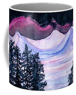 Winter Wonderland Coffee Mug by Heather  Hiland