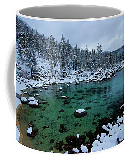 Winter Wonderland Coffee Mug by Sean Sarsfield