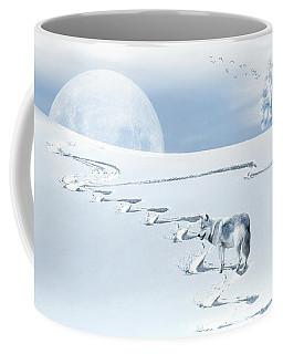 Winter Wonderland - Wolf Coffee Mug