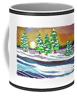Winter Wonders Coffee Mug