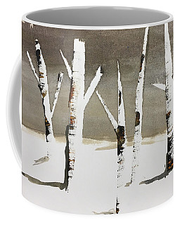 Winter Wood Coffee Mug