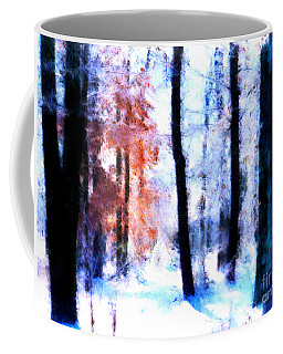 Winter Woods Coffee Mug by Craig Walters