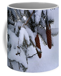 Wintergreen Coffee Mug