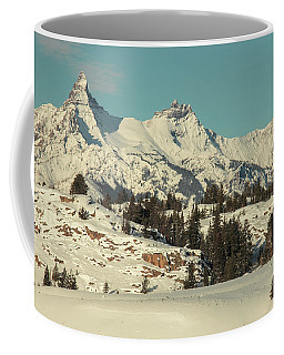 Winters Beauty Coffee Mug