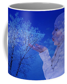 Winter's Breath  Coffee Mug