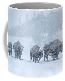 Winter's Burden Coffee Mug