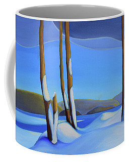Winter's Calm Coffee Mug