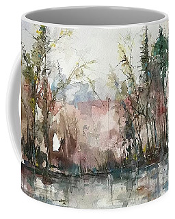 Winters  Dawn Series Coffee Mug