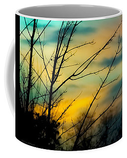 Winters Dusk Coffee Mug