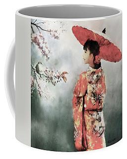 Winter's End Coffee Mug