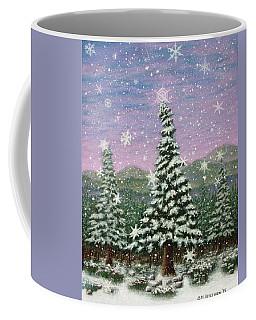 Winter's Eve 01 Coffee Mug