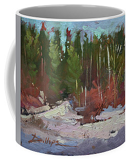 Winter's Eve Coffee Mug