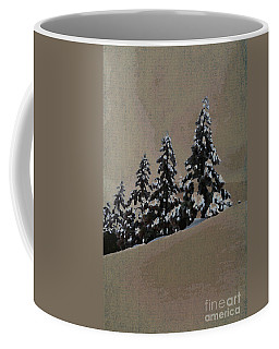 Winters Eve Coffee Mug