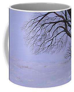 Winter's Fury Coffee Mug