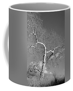 Winter's Ghost Coffee Mug