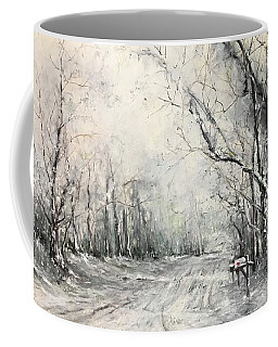 Dee Street Series Winter Wonderland Coffee Mug