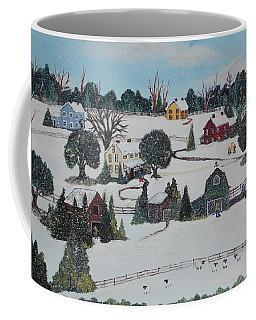 Winters Last Snow Coffee Mug