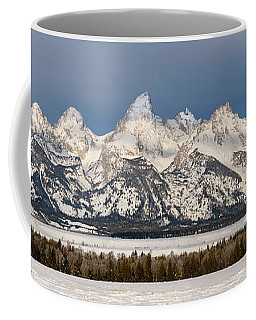 Winter's Majesty Coffee Mug