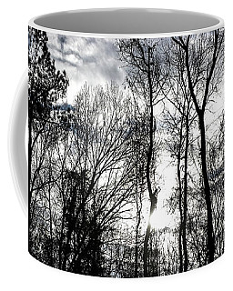 Winter's Mystic Horizon Coffee Mug