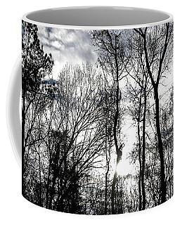 Winter's Mystic Horizon Coffee Mug