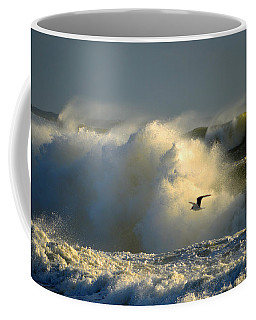 Winter's Passing Coffee Mug by Dianne Cowen