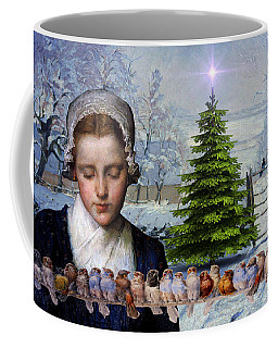 Winters Past Coffee Mug