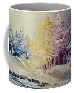 Winter's Pride Coffee Mug by Helen Harris